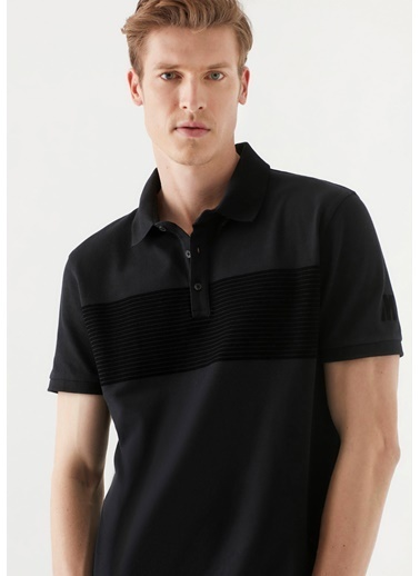 Mavi Black Pro Polo Tişört Siyah